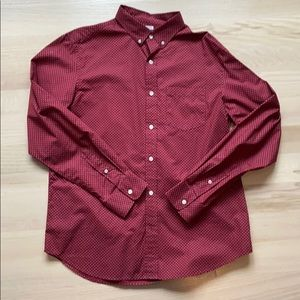 Classic Fit Dress Shirt Old Navy